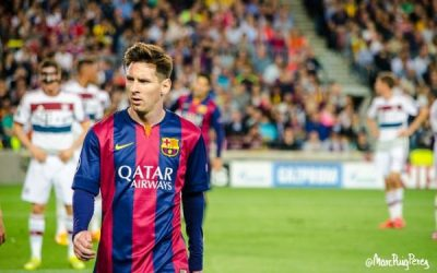 What does Messi's Game Have to do with Christian life?