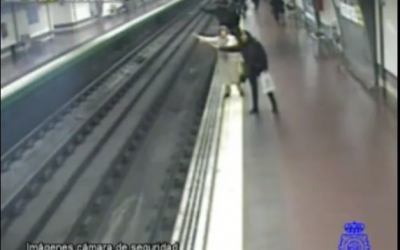 Powerful Footage of Everyday Heroes – Would You Risk Your Life to Save Another?
