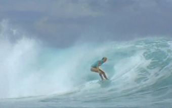 """God, hope and surf"" – The Story of Bethany Hamilton"