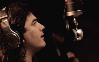 """What are words"": A singer's amazing testimony of faithfulness (Chris Medina)"