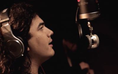 """What are words?"" A Singer's Amazing Testimony of Faithfulness (Chris Medina)"