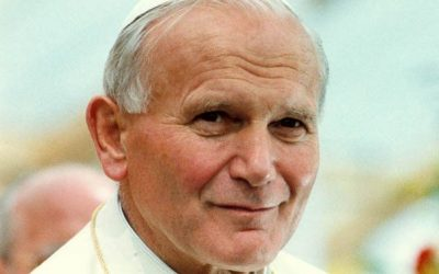 """The Moving Speech George Bush Gave The Day St.John Paul II Died: """"A Hero For The Ages"""""""