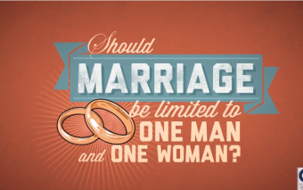 How does homosexual marriage benefit a society?