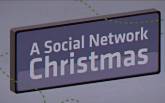A Social Network Christmas – is this the fastest way to spread the Good News?