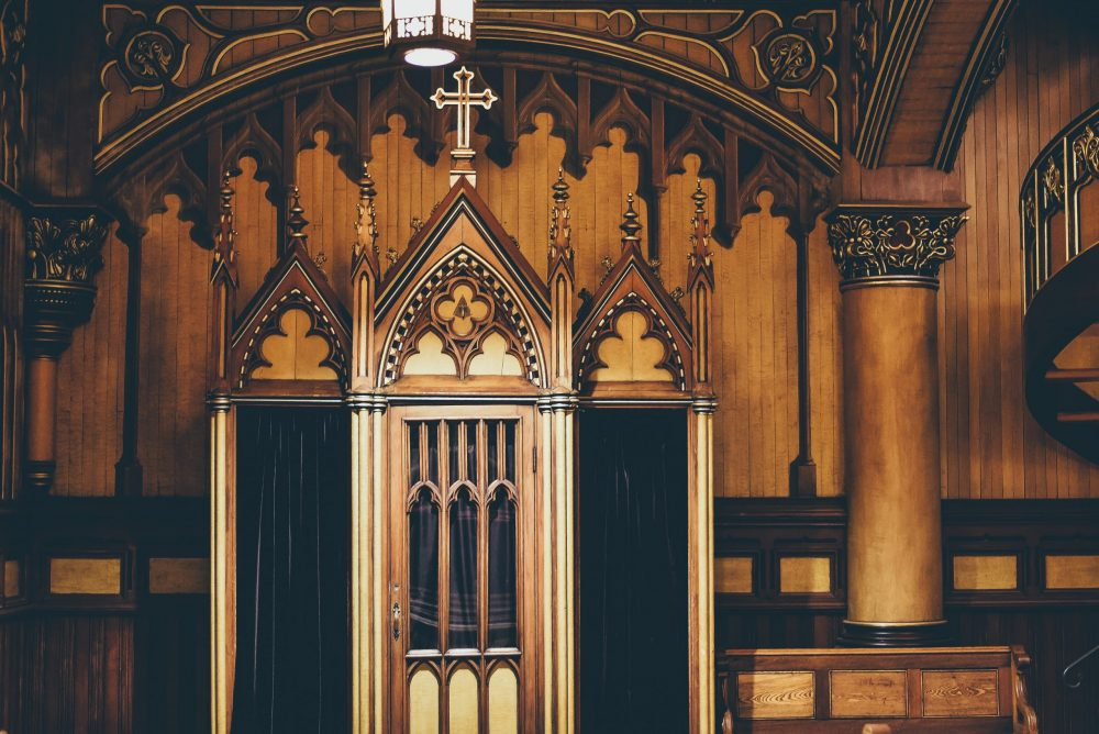 A Priest Breaks Down The Sacrament of Confession in a Way Everyone Will Understand