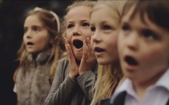 """Born is the King"" – A beautiful music video by Hillsong"