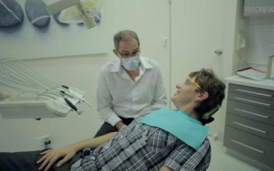 How Will This Man Respond When His Dentist Tells Him God Doesn't Exist?