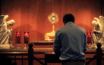 There is True Power in the Eucharist