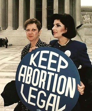 "Norma McCorvey, ""Jane Roe"", Had A Change of Heart You Should Know About"