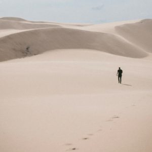 Lent The Desert Experience: 40 Days To Return To What Is Essential