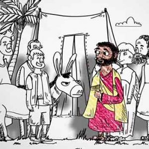 Palm Sunday Use This Video To Help Your Kids (Or Yourself!) Understand Palm Sunday