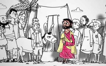 Use this Fun Video to Help Your Kids (or you!) Understand Palm Sunday