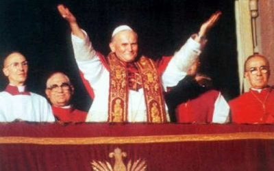 How A Saint Responds When Elected Pope – A Powerful Video Clip Of St. John Paul II