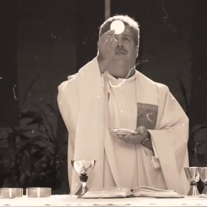 The Eucharist And You: What's At The Center Of Your Life?