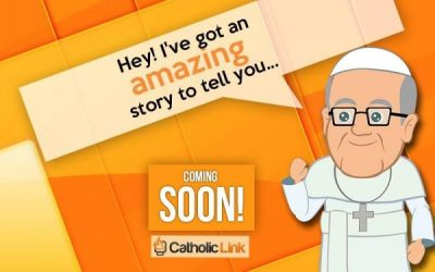 An animated version of Pope Francis' life is coming soon on Catholic-link.