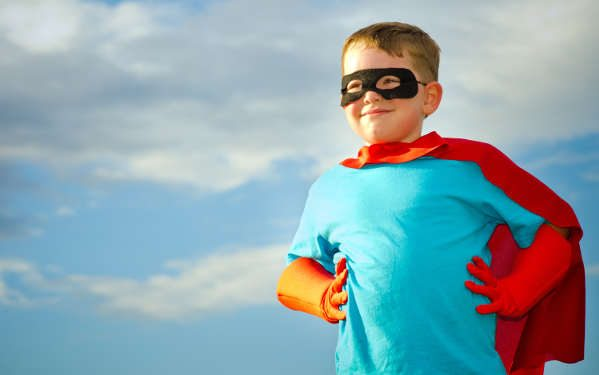 What Makes a Saint Different from a Superhero?