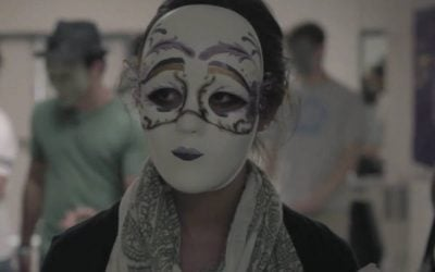 Do you have the confidence to take your mask off and be the person God created you to be?