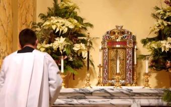 The Altar Server: A School of Faith