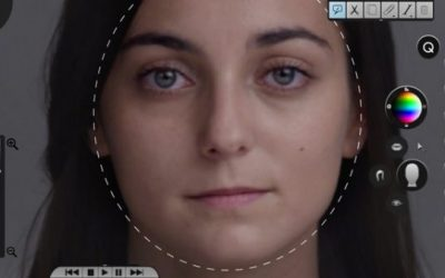 The Digital Retouch: The Difference Between Virtual Beauty and Real