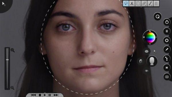 virtual beauty