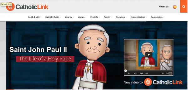 Catholic-link is BACK!
