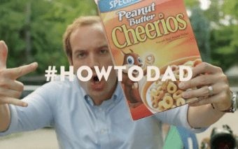 Adios Stupid Dads! Cheerios Ad that Portrays Dads as They Should Be