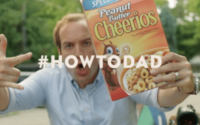 Cheerios Ad that Portrays Dads as They Should Be
