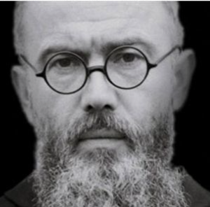 """What do you know about St. Maximilian Kolbe? """"The Cross is the school of love."""" Find out more about this inspiring saint!"""