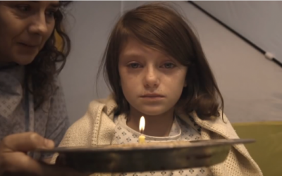 """""""Save the Children"""": The Terror of War Seen from the Eyes of a Child"""