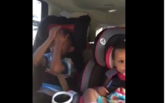 """Another baby? What were you thinking!"" Don't miss this kid's reaction to a new sibling!"