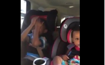"""""""Another baby? What were you thinking!"""" Don't miss this kid's reaction to a new sibling!"""