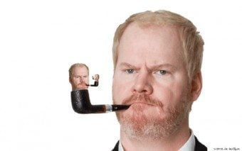 Successful Comedian, Catholicly Crazy. Meet Jim Gaffigan. (Don't miss his comedy routine below!)