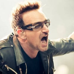 """Interview with Bono: """"Jesus was either the Son of God or nuts!"""""""