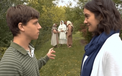 Rediscovering the Mass on the Road to Emmaus