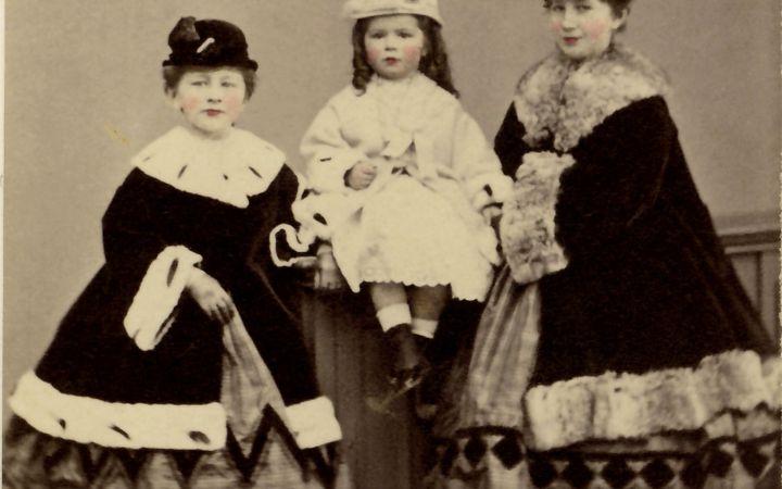 St. Katherine Drexel Child Photo