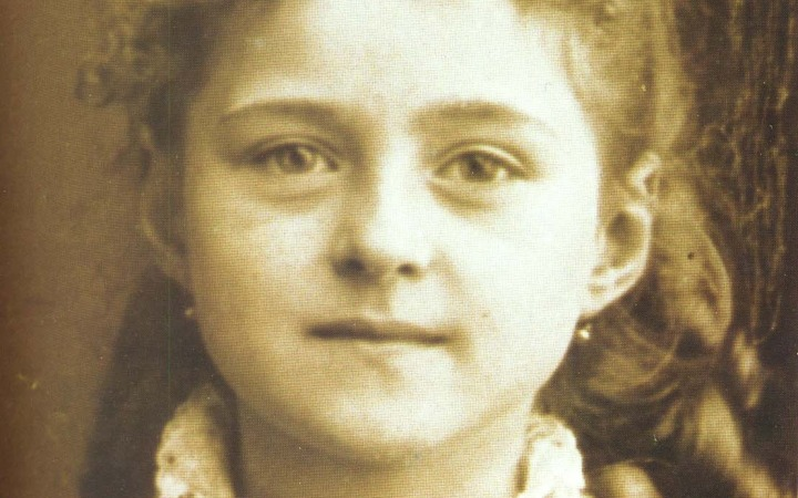 St. Therese Child Picture