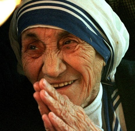 Mother Teresa Child picture