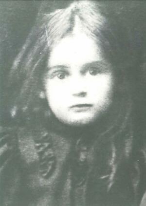 St. Edith Stein Child Picture