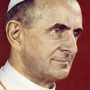 Saint Pope Paul VI life story