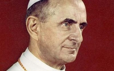 """Why Is St. Pope Paul VI Called """"The Pilgrim Pope""""?"""