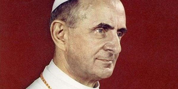 Blessed Pope Paul VI