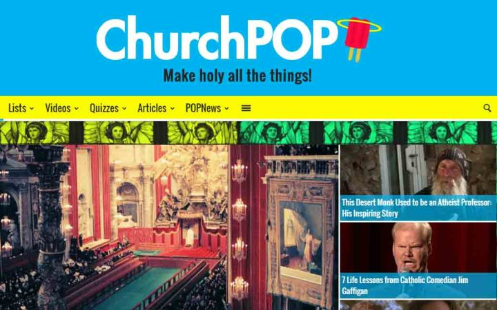church pop
