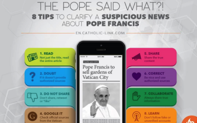 The Pope Said What? 8 Tips On Clarifying Suspicious News About Pope Francis