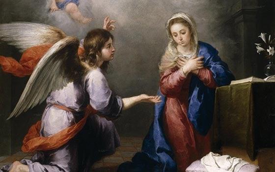 7 Attitudes The Virgin Mary Teaches Us On The Feast Of The Annunciation