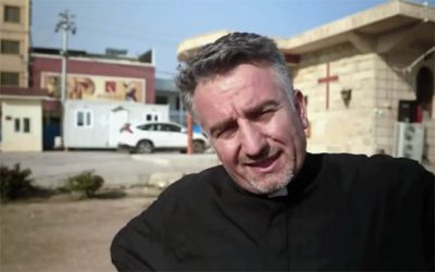 My Response To ISIS After They Blew Up My Church With Missiles