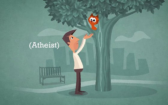 """Christian An Atheist Asks """"How Can Goodness Be Possible If I Have No God?"""""""