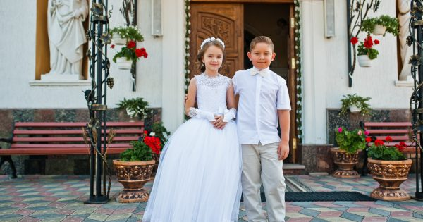 first communion tips dress party spiritual