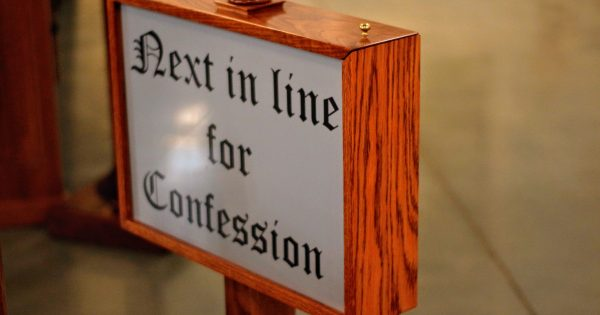 15 Excuses to Not Go To Confession (Answered!) Reconciliation Penance