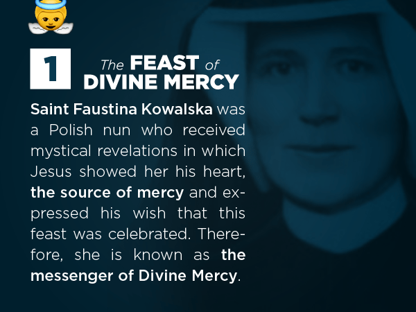 The Feast Of Divine Mercy