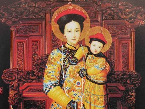 Emperatriz-de-China mother